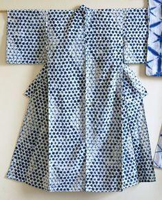 Shibori on Pinterest | Indigo, Kimonos and Yukata Kimono