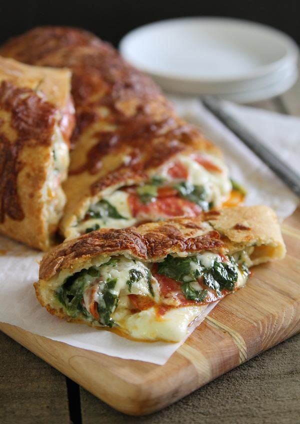Stuff your face with stuffed bread