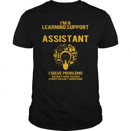 Awesome Tee  Learning Support Assistant T-Shirts