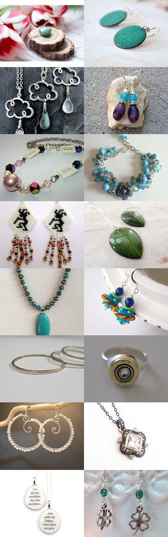 Team LOVE Jewelry! by Erinn LaMattery on Etsy--Pinned with TreasuryPin.com