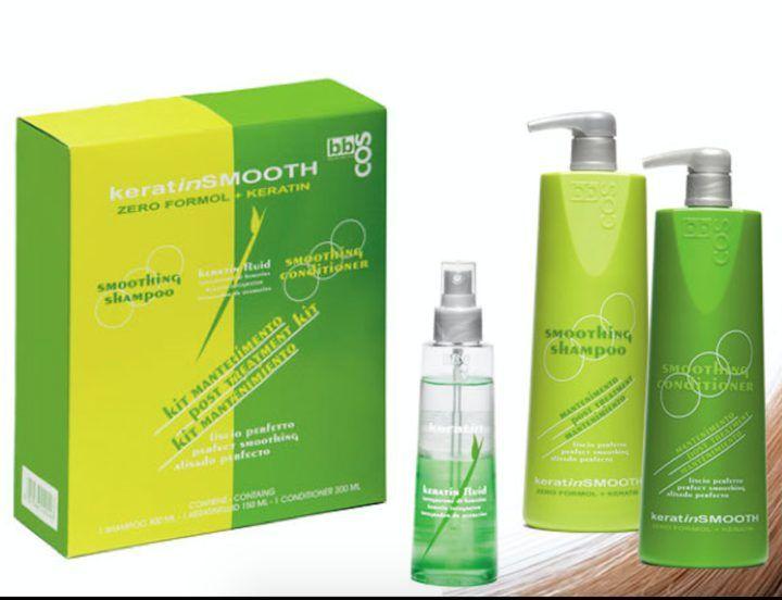 Pack mantenimiento post tratamiento de Queratina, libre de sulfatos, parabenos, champú tratante , acondicionador a base de queratina hidrolizada la cual aportara una reconstrucción, bi-phase que te ayudara a proteger tu cabello de las agresiones externas SHOP: http://ipelushop.com/producto/bbcos-keratin-smooth-pack-3-productos-shampoo-acondicionador-bi-phase-mantenimiento-keratina/ PROF: bbcos@ipelushop.com ERES PROFESIONAL, REGÍSTRATE : http://ipelushop.com/alta-cliente-profesional/