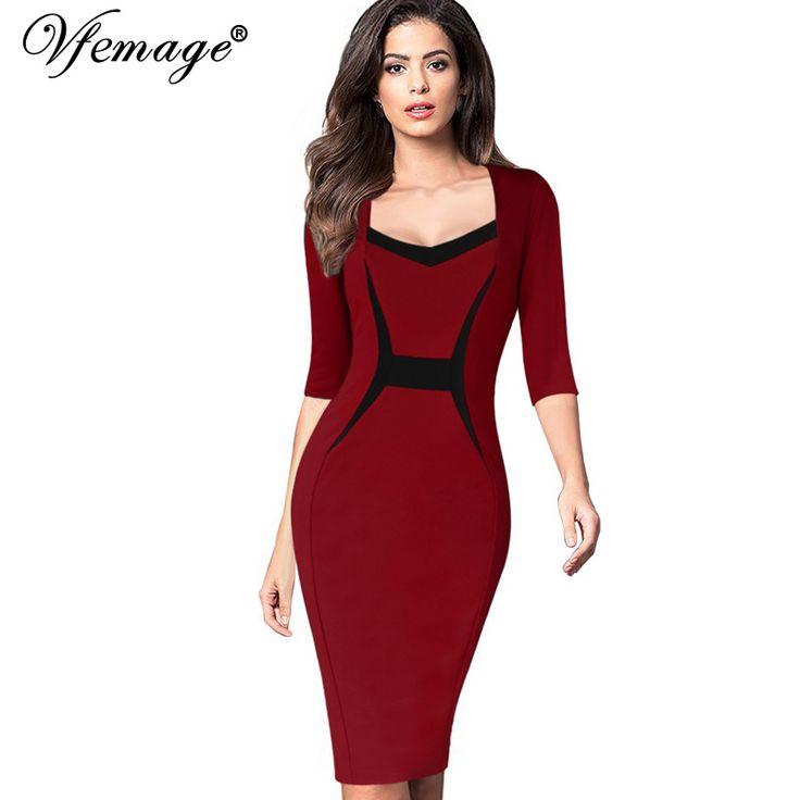 Cheap Red Women Dress