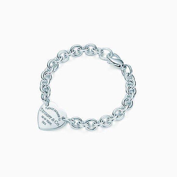 Tiffany bracelet Silver Tiffany and co bracelet Tiffany & Co. Jewelry Bracelets