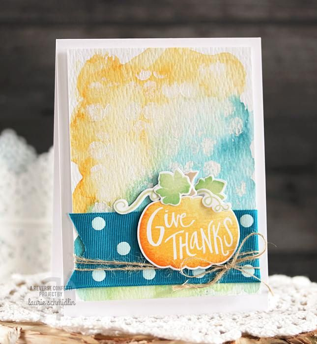 Reverse Confetti: Pumpkin Patch along with the coordinating Pumpkin Patch…