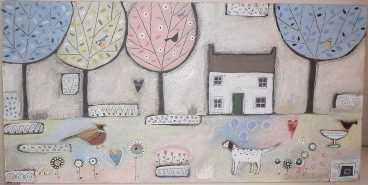 Louise Rawlings Art - Paintings