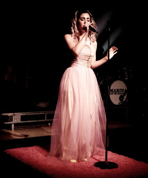 2901 best images about ♦ Marina And The Diamonds ♦ on ...