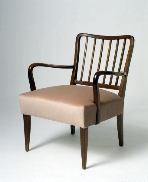 Chair of family Painsipp - http://www.hofmobiliendepot.at/en/exhibition/exhibition-archive/interior-design-in-the-interwar-period.html