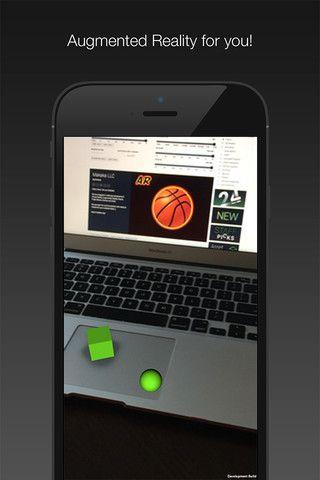 Ar Throw Ball Augmented Reality Ballthrowaraugmented Abstract