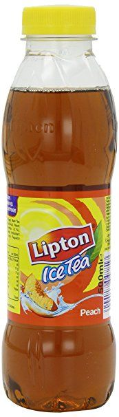 Lipton Ice Tea Peach 500 ml (Pack of 12)