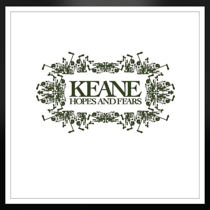 January 18th 2016! 366 albums of 2016, today I have Hopes And Fears by Keane, with Tracks somewhere only we know, this is the last time and bend & break. #music #new&old  #albumproject #366albums #albumADay2016 #keane #hopesandfears #keanehopesandfears I truly love this album.