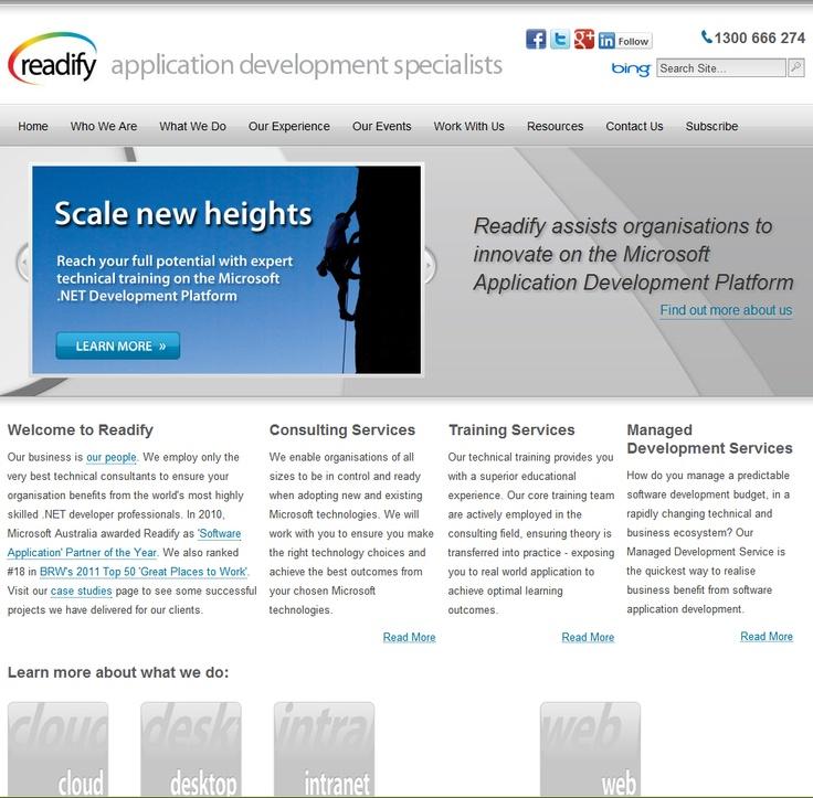 Readify  www.mr2percent.com