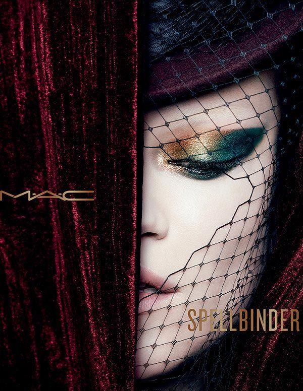 MAC Spellbinder Holiday 2017 Makeup