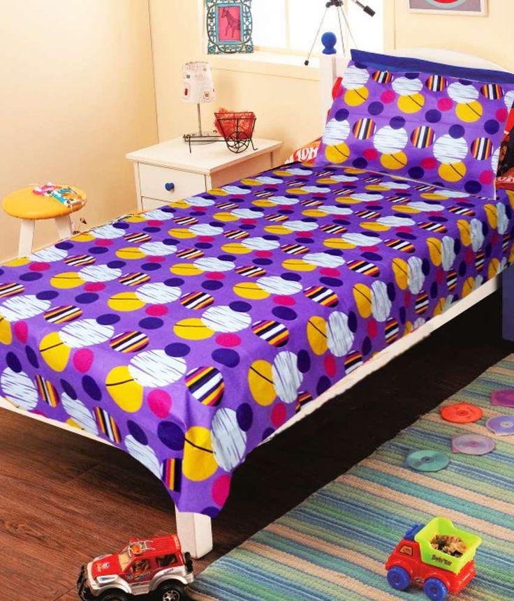 Homefab India Multi Cotton Single Bed Sheet (buy 1 Get 1 Free) - Buy Homefab India Multi Cotton Single Bed Sheet (buy 1 Get 1 Free) Online at Low Price - Snapdeal