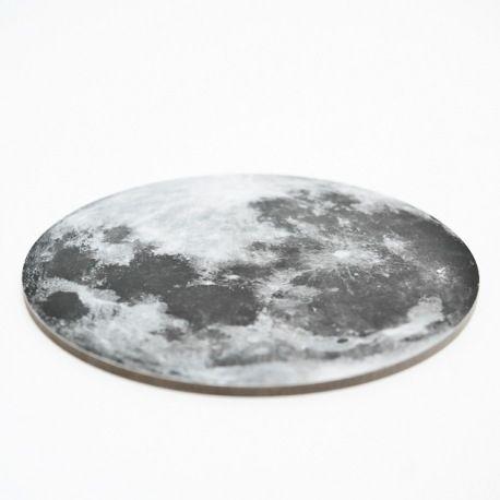 Moon pot mat - Dessous de plat - 26€ Birds on the Wire