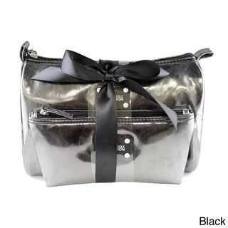 Kenneth Cole Reaction 2-Piece Cosmetic Bag Set - Shimmer Finish   Overstock™ Shopping - Great Deals on Kenneth Cole Women's Wallets