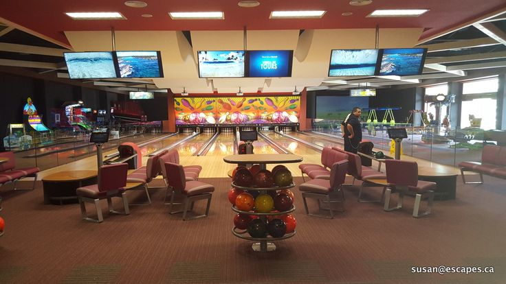 Barcelo Riviera Maya.Anyone for bowling! There are so many activities at Barcelo Riviera Maya