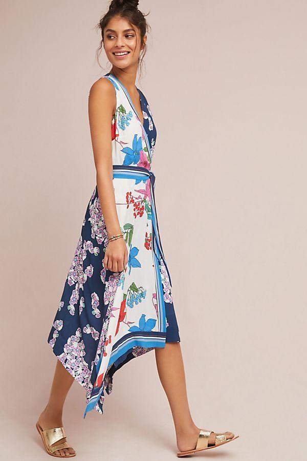Botanica Dress In 2019 Dresses Wrap Dress Dress To Impress