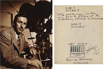 Love the history of the Walt Disney Studios and of Walt Disney himself.