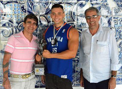 JORNAL O RESUMO - CIDADE: Atleta de Iguaba Grande é vice-campeão no Campeona...