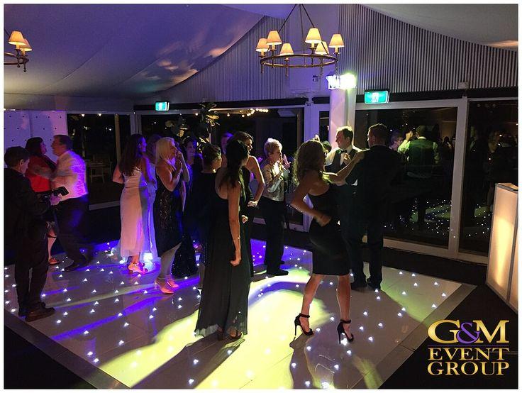 Cara & Jordan's Victoria Park Golf Club Wedding - A Magnifique Dream || Starlight Dance Floor || Wedding DJ || Wedding MC