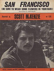 Scott McKenzie (born Philip Wallach Blondheim, January 10, 1939– August 18, 2012)