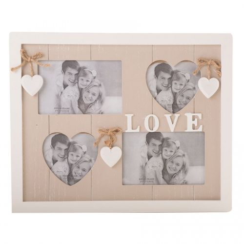 4 Photo Collage Frame