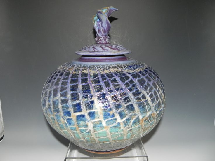 Beautiful Wheel Thrown Handcrafted Pottery For Sale
