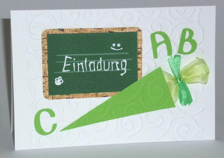 the 25+ best einladungskarten schulanfang ideas on pinterest, Einladung