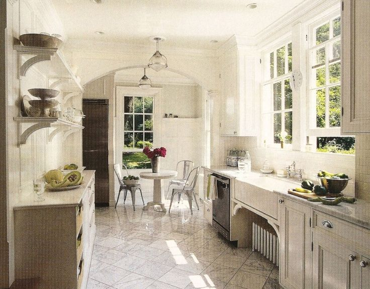 French Country Galley Kitchen 265 best kitchen images on pinterest | kitchen, dream kitchens and