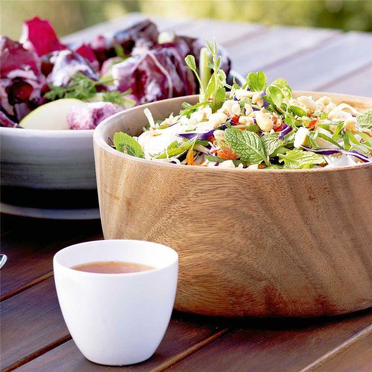 Asian Coleslaw & Noodle Salad