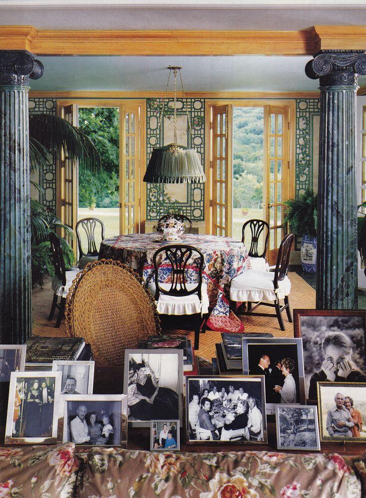125 Best Images About Beautiful Interiors Oscar De La