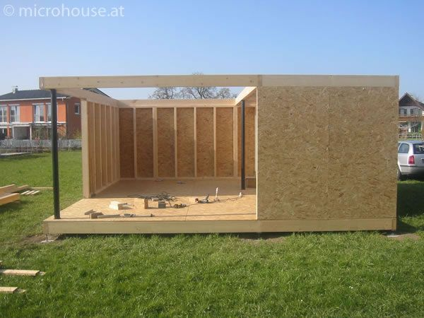 Bildergebnis f r gartenhaus selber bauen pl ne design Gartenhaus modern selber bauen
