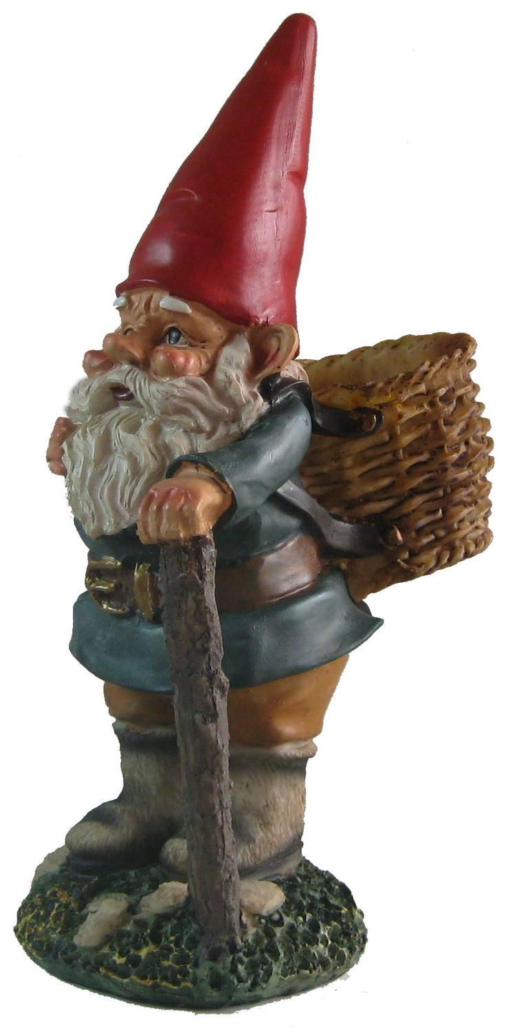 30 best GNOMES images on Pinterest   Gnome garden, Fairies garden ...