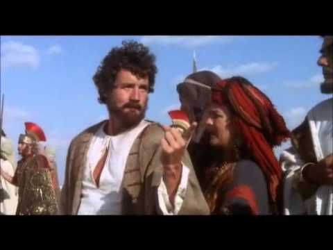 HI THIS IS THE CLIP FOR MONTY PYTHON LIFE OF BRIAN   BIG NOSE  HOPE U ENJOY