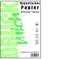Snel en voordelig A4 magnetisch papier, foto-glanzend bestellen! Ga direct naar inktpatroonshop.nl en beijk uw voordeel! - € 11,95