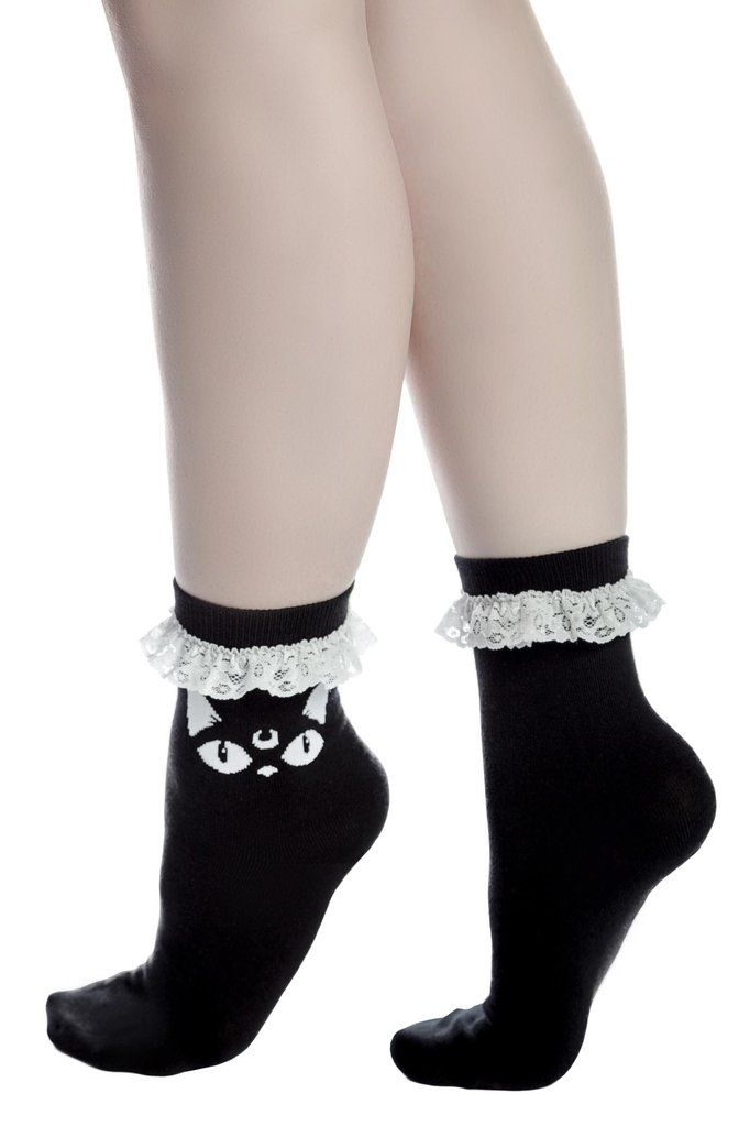 Bomis fetish knee sock