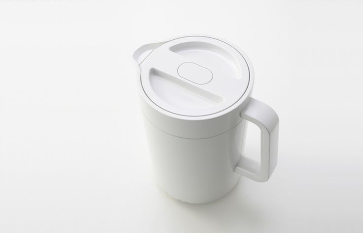 Products we like / Water Dispenser / White / Clean / Minimal / at Industrialdesigners/