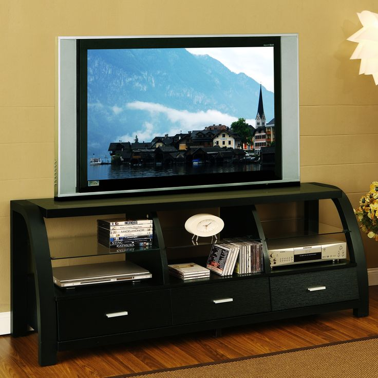 Enitial lab id 11408 curvaceous multi storage 60 in tv for Furniture of america torena