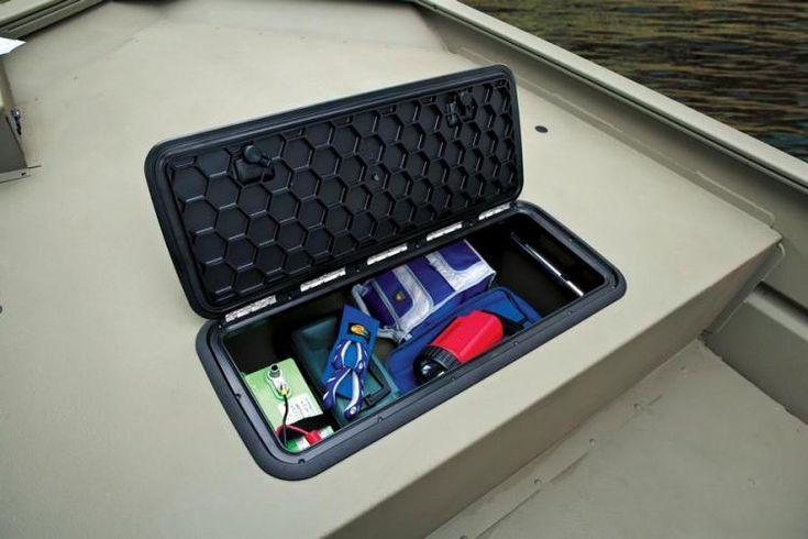Image result for Jon Boat Battery Storage