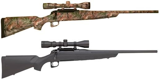 Before and after camo hydrographics on Remington 770 30-06 by Ingram Hydro Graphics
