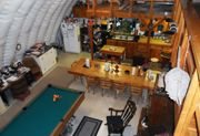 inside quonset