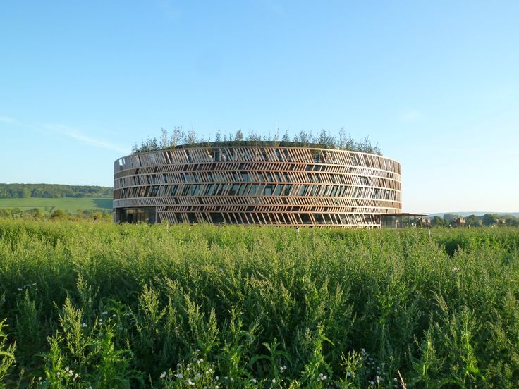 Today's Employer of the Day is Bernard Tschumi Architects. Check their current job openings at http://arcnct.co/1a64bD7 | Photo: Bernard Tschumi Architects | Archinect