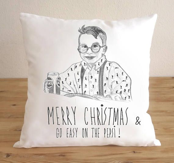 Home Alone Christmas Pillow Cover Free Shipping Christmas