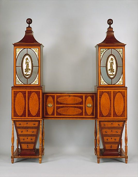 Desk and Bookcase ca.1811 Mid-Atlantic, Baltimore, Maryland American  Mahogany,. Art FurnitureAntique ... - 372 Best SHERATON STYLE : MYO Images On Pinterest Antique