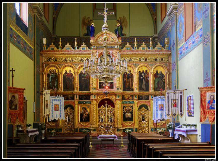 Orthodox Church, Krakow, Poland