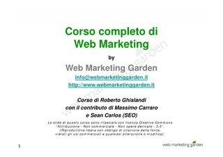 w-m-g-web-marketing-1140799 by Web Marketing Garden via Slideshare