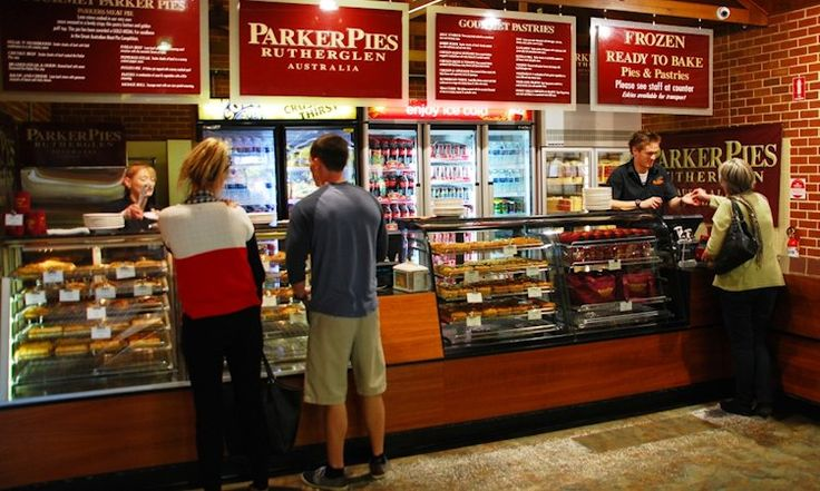 Home - Parker Pies - Australia's Greatest Pie Shop! Rutherglen Victoria