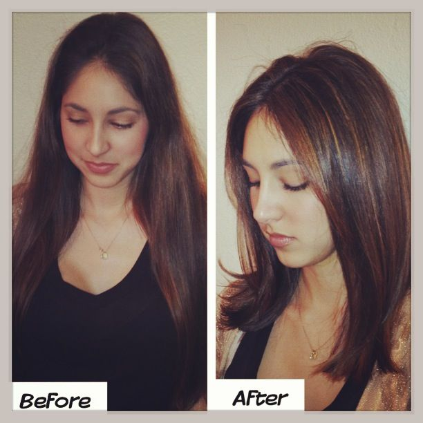 Hair: Michelle McMillan #brunette #carmelhighlights #natural #highlights