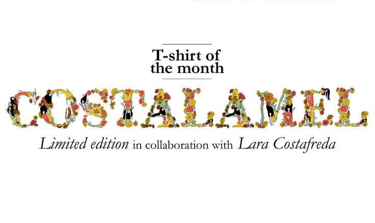 http://www.costalamel.com/product/abecedarium-by-lara-costafreda #makelahoney #costalamel #fashionlabel #fashionbrand #type #typography #costalamel #laracostafreda #abecedarium #alphabet #yourletter #myletter #myinitial #nombre #personalizado #personalized #abecedario #edicionlimitada #limittededition #illustratorfrombarcelona #ilustradorbarcelona #ilustracion #illustration #amazingfashion #fashion #tshirt #tee #letters #myfont #font