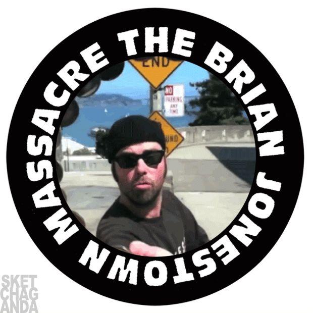 Joel Gion of The Brian Jonestown Massacre  Anton newcombe